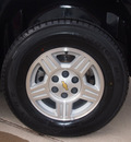 chevrolet tahoe 2008 silver suv ls gasoline 8 cylinders 2 wheel drive automatic 76108