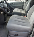 dodge grand caravan 2006 silver van sxt gasoline 6 cylinders front wheel drive automatic 76087
