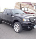 ford f 150 2006 black harley davidson 8 cylinders automatic 99352