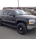 chevrolet suburban 2004 black suv 2500 lt 8 cylinders automatic with overdrive 99352