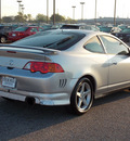 acura rsx 2002 silver hatchback gasoline 4 cylinders dohc front wheel drive 5 speed manual 77074