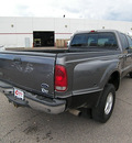ford f 350 2004 gray super duty diesel 8 cylinders 4 wheel drive automatic 81212