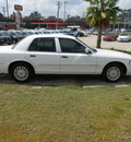 mercury grand marquis 2008 white sedan ls gasoline 8 cylinders rear wheel drive automatic 75901