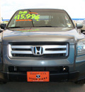honda pilot 2008 gray suv vp gasoline 6 cylinders front wheel drive automatic 79936