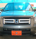 honda pilot 2007 gray suv ex l gasoline 6 cylinders 4 wheel drive automatic 79936
