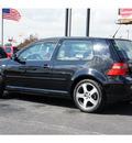 volkswagen gti 2002 black hatchback 1 8t gasoline 4 cylinders front wheel drive 6 speed manual 76543
