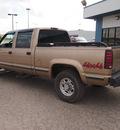 chevrolet c k 2500 series 1999 gold k2500 gasoline v8 4 wheel drive automatic 78861