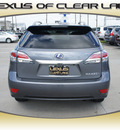 lexus rx 450h 2013 gray suv hybrid 6 cylinders all whee drive automatic 77546