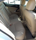 lexus is 350 2008 white sedan gasoline 6 cylinders rear wheel drive shiftable automatic 77074
