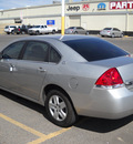chevrolet impala 2008 silver sedan ls 6 cylinders automatic 79925