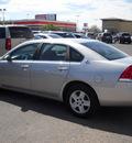 chevrolet impala 2008 silver sedan ls 6 cylinders automatic 79925