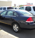 chevrolet impala 2007 blue sedan ls 6 cylinders automatic 79925