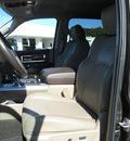 ram 1500 2012 dk  brown laramie gasoline 8 cylinders 4 wheel drive 6 speed automatic 75672