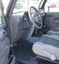 jeep wrangler 2007 black suv x gasoline 6 cylinders 4 wheel drive 6 speed manual 55124