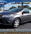 ford focus 2013 gray sedan s flex fuel 4 cylinders front wheel drive automatic 32401