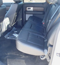 ford f 150 2013 silver lariat gasoline 6 cylinders 4 wheel drive automatic 62708
