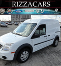 ford transit connect 2012 white van xlt gasoline 4 cylinders front wheel drive automatic with overdrive 60546