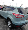 ford escape 2013 lt  blue suv se gasoline 4 cylinders front wheel drive automatic with overdrive 60546