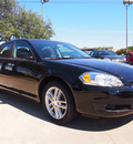 chevrolet impala 2013 black sedan ltz flex fuel 6 cylinders front wheel drive automatic 75075