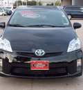 toyota prius 2011 black ii hybrid 4 cylinders front wheel drive automatic 77074