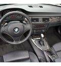 bmw 3 series 2007 silver 335i gasoline 6 cylinders rear wheel drive automatic 77450