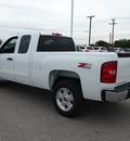 chevrolet silverado 1500 2013 white lt flex fuel 8 cylinders 4 wheel drive automatic 78009