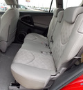 toyota rav4 2010 red suv gasoline 4 cylinders front wheel drive automatic with overdrive 77469