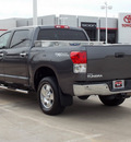 toyota tundra 2011 gray limited flex fuel 8 cylinders 4 wheel drive automatic with overdrive 77469