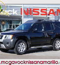 nissan xterra 2010 black suv se gasoline 6 cylinders 2 wheel drive automatic 79119