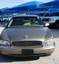buick park avenue 2004 beige sedan gasoline 6 cylinders front wheel drive 4 speed automatic 76210