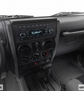 jeep wrangler unlimited 2007 suv x gasoline 6 cylinders 4 wheel drive not specified 77375
