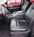 lincoln navigator 2003 black suv luxury 8 cylinders dohc automatic 77301
