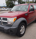 dodge nitro 2008 red suv sxt 6 cylinders automatic 77301