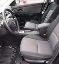 mazda mazda3 2006 black sedan i 4 cylinders automatic 77301