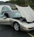 chevrolet corvette coupe 1999 gray coupe gasoline v8 rear wheel drive automatic 17972