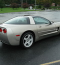 chevrolet corvette coupe 1999 gray coupe gasoline v8 rear wheel drive automatic 17972