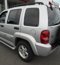 jeep liberty 2003 silver suv limited 6 cylinders automatic 34788