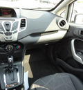 ford fiesta 2013 white sedan se 4 cylinders automatic with overdrive 60546