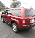 jeep patriot 2012 red suv sport 4 cylinders automatic 32447