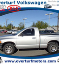 dodge ram 1500 2005 silver pickup truck slt gasoline 8 cylinders rear wheel drive automatic with overdrive 99336