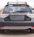 subaru impreza 2008 black wagon outback sport 4 cylinders automatic 80504