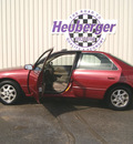 toyota camry 1998 sunfire red sedan xle v6 6 cylinders automatic 80905