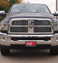 ram 3500 2012 black clear coat laramie 6 cylinders automatic 80301