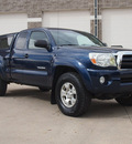 toyota tacoma 2006 dk  blue v6 6 cylinders 6 speed manual 80301