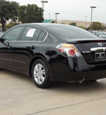 nissan altima 2010 black sedan 2 5 sl gasoline 4 cylinders front wheel drive shiftable automatic 77477