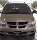 dodge grand caravan 2003 tan van sport gasoline 6 cylinders front wheel drive automatic with overdrive 77477