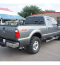 ford f 250 super duty 2010 dk  gray xlt diesel 8 cylinders 4 wheel drive automatic 78539
