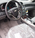 chevrolet malibu 2013 white sedan lt 4 cylinders automatic 78064