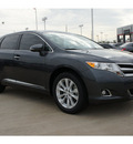 toyota venza 2013 gray xle 4 cylinders automatic 77469