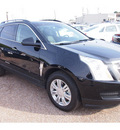cadillac srx 2012 black luxury collection flex fuel 6 cylinders front wheel drive automatic 77074